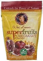Wai Lana Superfruits Powder, Pomegranate, 7-Ounce