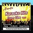 Karaoke Hits From Glee - Vol.3