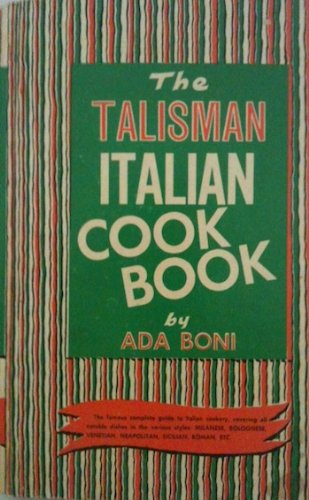 The Talisman Italian Cookbook (The Talisman Italian Cookbook compare prices)