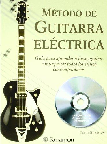 METODO DE GUITARRA ELECTRICA descarga pdf epub mobi fb2