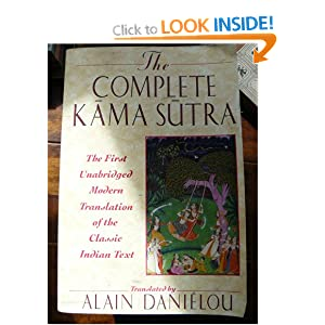 the complete kama sutra alain danielou books. Black Bedroom Furniture Sets. Home Design Ideas