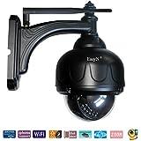 EasyN H3-V10R 1MP HD Megapixel 720P Outdoor Waterproof IP Camera Plug and Play