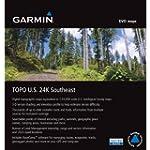 Garmin Topo US 24k Southeast DVD