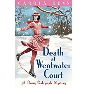 Book Cover: Death at Wentwater Court