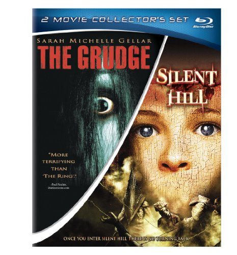 The Grudge / Silent Hill (Two-Pack) [Blu-ray]