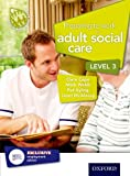 img - for Preparing to Work in Adult Social Care Level 3 (Health and Social Care) book / textbook / text book