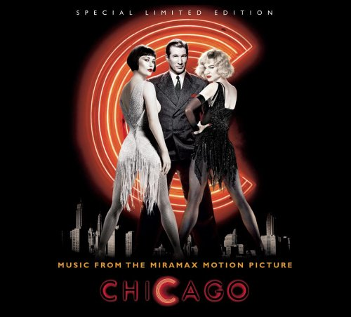 Chicago [Limited Edition w  Bonus DVD] by Danny Elfman and Various Artists