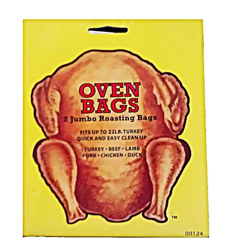 Heuck Jumbo Roasting Oven Bag Set of 2
