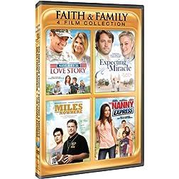 Faith & Family 4 Film Collection