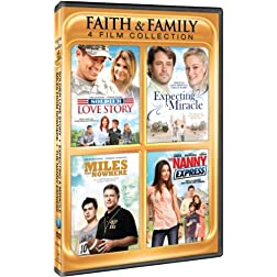 Faith & Family 4 Film Collection
