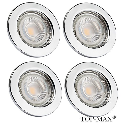 4x-top-max-led-recessed-gu10-spotlight-mains-240v-ceiling-lighting-downlight-polished-chrome-finish-