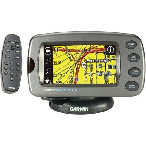 Garmin StreetPilot 2620 3 3-Inch Portable GPS NavigatorB0001MQIAI