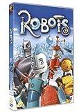 Robots packshot