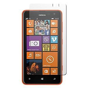PhoneNatic 2 x Nokia Lumia 625 protector Matt (Anti-Glare) - PhoneNatic protection anti-fingerprint screen foil screen protectors