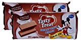#9: Easy Day Combo - Tasty Treat Creamy Wafer Chocolate, 75g (Pack of 2) Promo Pack