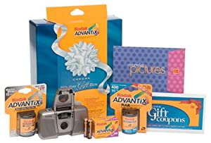 Kodak C400 Advantix APS Camera Gift Set