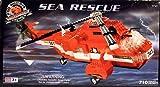 Mega Bloks, Pro-Builders Collector Series, Sea Rescue #9741