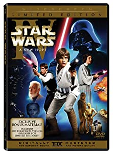 "Cover of ""Star Wars Episode IV - A New Ho..."