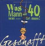 Geburtstag 40 Mann