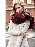 MyBeautyworld24 Damen Herbst Schal Winter Schal Oversized Herbst