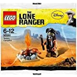 Lego 30261 Lone Ranger's Tonto fire - 20teiliges Playset