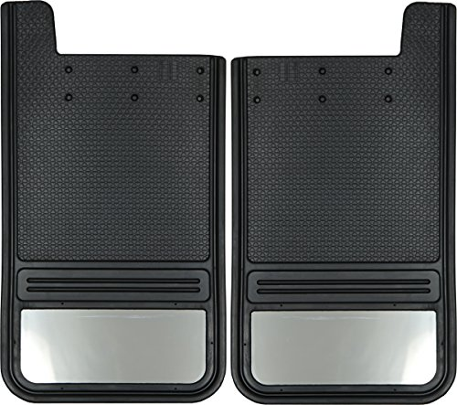 Razorback Truck Mud Flaps - Rear Pair (Razorback Truck Accessories compare prices)