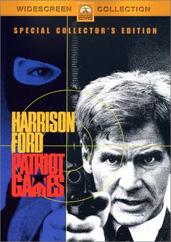 Cover art for  Patriot Games (Special Collector's Edition)