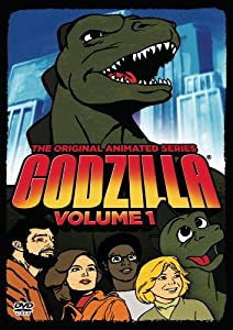 GODZILLA,  ANIMATED VOL 1