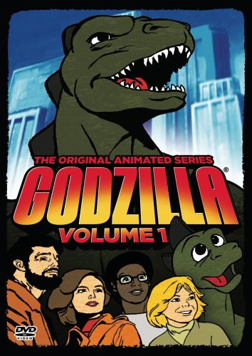 Godzilla the Original Animated Series 1 [DVD] [2006] [Region 1] [US Import] [NTSC]