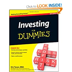 Investing For Dummies (9780470905456)