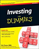 Investing For Dummies (047090545X) by Tyson, Eric