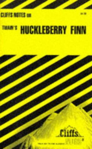 Image for Twain's Huckleberry Finn (Cliffs Notes)