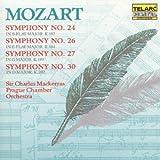 Mozart: Symphonies Nos 24, 26, 27 & 30