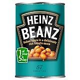 Heinz Baked Beans 415 g (Pack of 24)