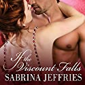 If the Viscount Falls: Duke's Men, Book 4 Audiobook by Sabrina Jeffries Narrated by Corrie James