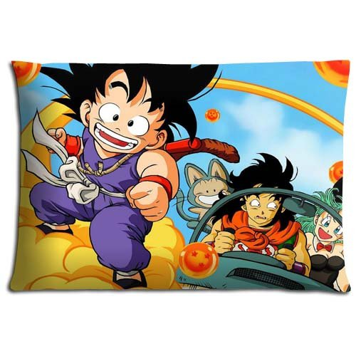 Dbz dragon ball z sangoku son goku trunks niftywarehouse for Dragon ball z bedroom