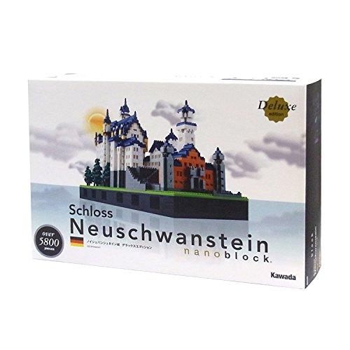 Nanoblock Neuschwanstein Castle Deluxe Edition Set