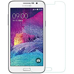 SNOOGG Pack of 8 Samsung Galaxy Grand Prime Full Body Tempered Glass Screen Protector [ Full Body Edge to Edge ] [ Anti Scratch ] [ 2.5D Round Edge] [HD View] - White