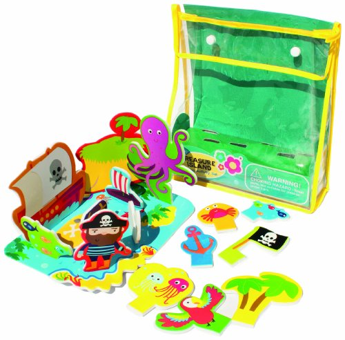 Meadow Kids Treasure Island Floating Activity Scene