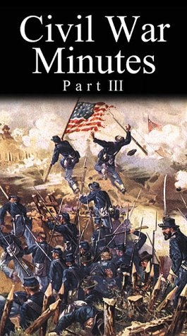 Civil War Minutes 3 [VHS] [Import]