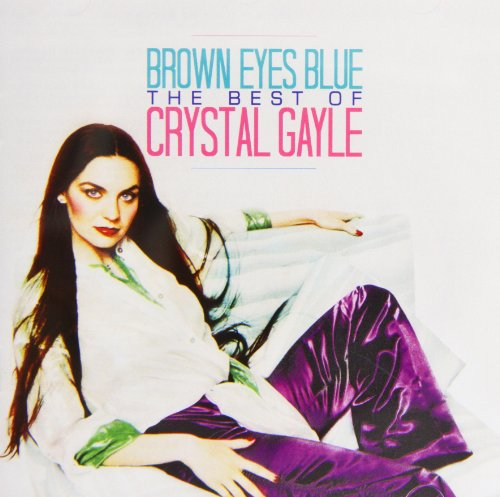 Brown Eyes Blue: The Best Of Crystal Gayle (Crystal Gayle Greatest Hits compare prices)