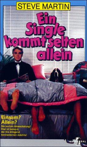 Ein Single kommt selten allein [VHS]