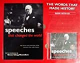 img - for Speeches That Changed The World [Gift Box Set With Book + Audio CD] book / textbook / text book