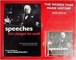 Speeches that Changed the World: Simon Sebag