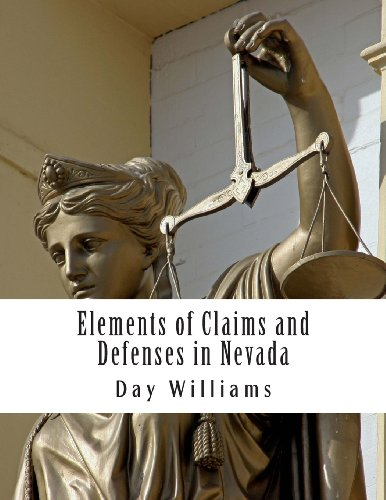 Elements Of Claims And Defenses In Nevada