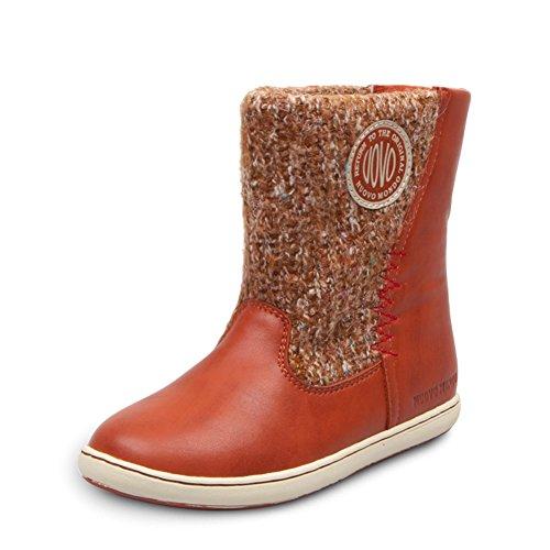 u-mac-girls-high-top-boots-stomper-winter-warm-boots-knitted-outterlittle-kid-big-kid