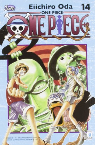One piece. New edition: 14
