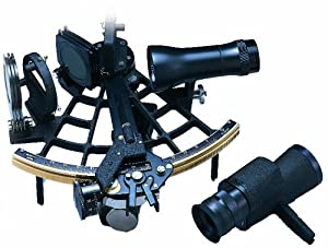 Tamaya Marine Navigation Jupiter MS 833 Sextant with Split Horizon Mirror and Light (No... by Tamaya