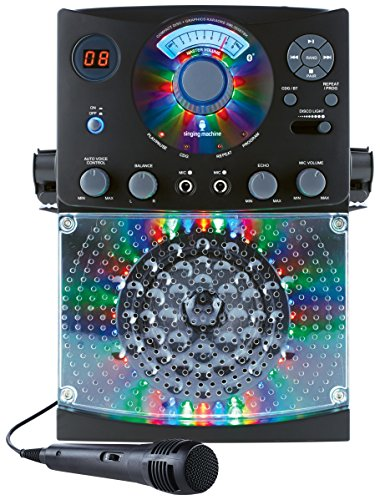 singing-machine-sml385-karaoke-equipment-with-bluetooth-1-microphone-and-36-current-tracks-black