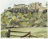 Portrait of Britain, Stirling Castle, Scotland, Framed